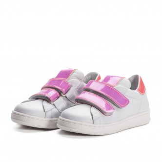 CLIC! SNEAKERS FUCHSIA DETAILS