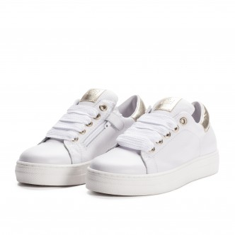 CLIC! SNEAKERS CLASSIC WHITE