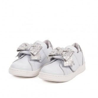 CLIC! SNEAKERS WHITE WITH...